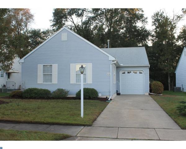 510 Barbados Drive, Monroe Twp, NJ 08094 (MLS #7071434) :: The Dekanski Home Selling Team