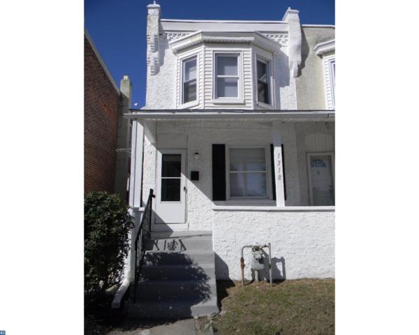 1318 E 12TH Street, Eddystone, PA 19022 (#7071711) :: The Kirk Simmon Property Group