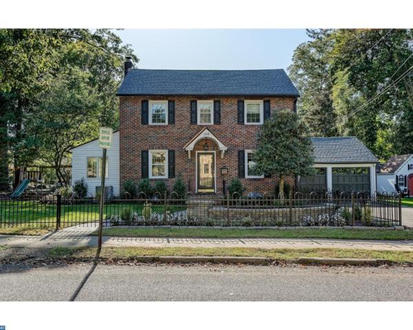 100 Linden Avenue, Haddonfield, NJ 08033 (MLS #7071902) :: The Dekanski Home Selling Team
