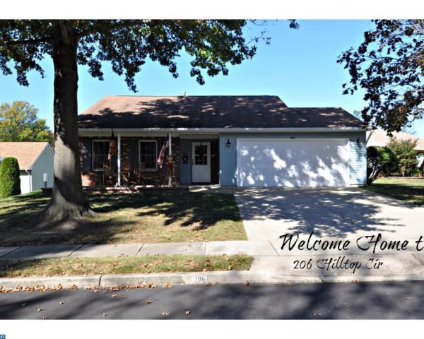 206 Hilltop Circle, Columbus, NJ 08022 (MLS #7072485) :: The Dekanski Home Selling Team
