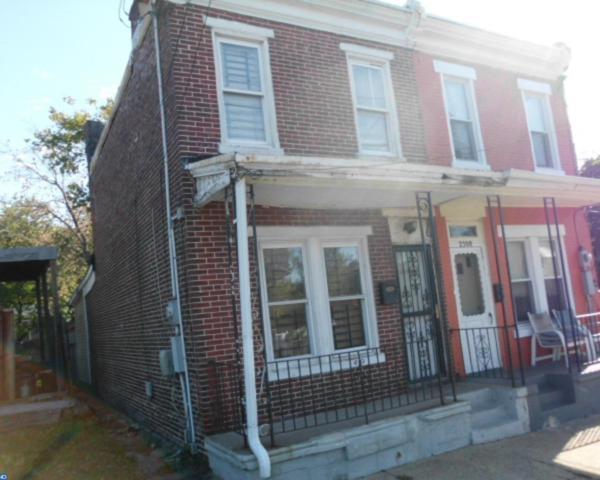 2306 S 9TH Street, Camden, NJ 08104 (MLS #7080367) :: The Dekanski Home Selling Team