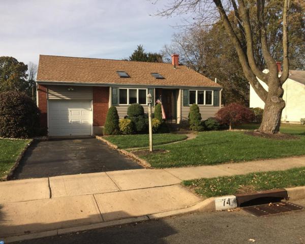74 Elton Avenue, Yardville, NJ 08620 (MLS #7083272) :: The Dekanski Home Selling Team