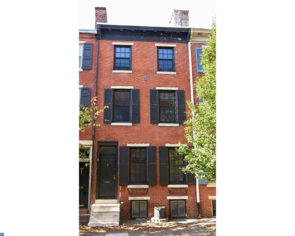 424 S Carlisle Street, Philadelphia, PA 19146 (#7084898) :: The Kirk Simmon Property Group