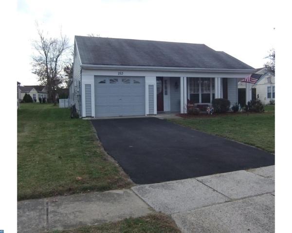 253 Huntington Drive, Southampton, NJ 08088 (MLS #7085257) :: The Dekanski Home Selling Team