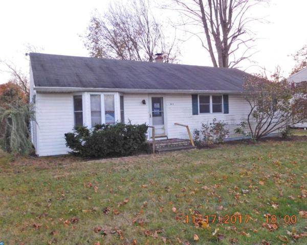 243 Salina Road, Sewell, NJ 08080 (#7085946) :: Remax Preferred | Scott Kompa Group