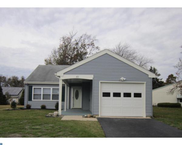 49 Narberth Place, Southampton, NJ 08088 (MLS #7086326) :: The Dekanski Home Selling Team