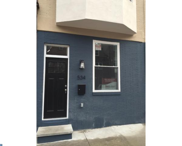534 Carpenter Street, Philadelphia, PA 19147 (#7087274) :: City Block Team