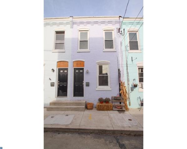 2517 E Gordon Street, Philadelphia, PA 19125 (#7087384) :: City Block Team