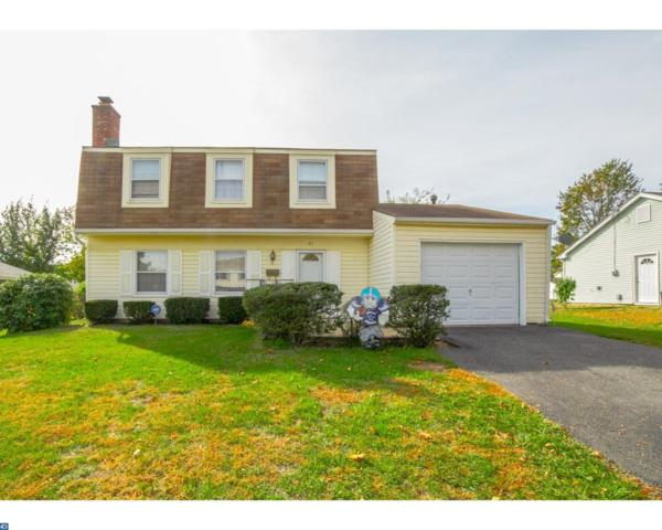21 Trescott Lane, Willingboro, NJ 08046 (#7093186) :: The John Collins Team