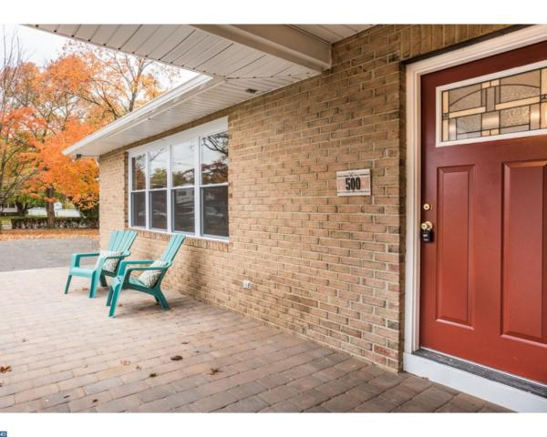 500 Manor Road, Cinnaminson, NJ 08077 (#7093473) :: The Meyer Real Estate Group