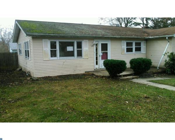 104 Lester Street, Pemberton Twp, NJ 08015 (#7095565) :: Keller Williams Realty - Matt Fetick Team