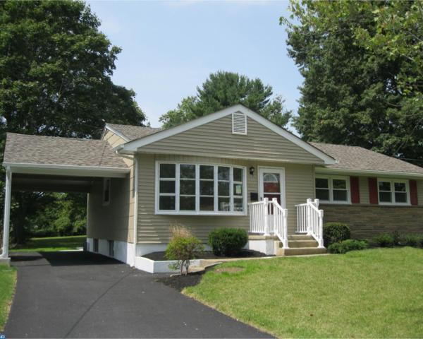 817 Holly Lane, Westampton, NJ 08060 (MLS #7096726) :: The Dekanski Home Selling Team