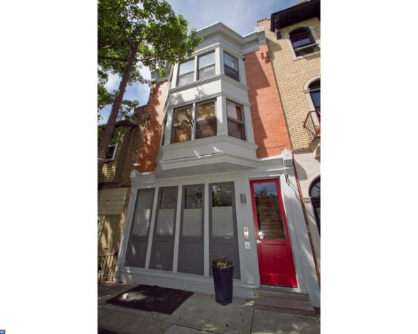 637 Bainbridge Street #3, Philadelphia, PA 19147 (#7101329) :: City Block Team