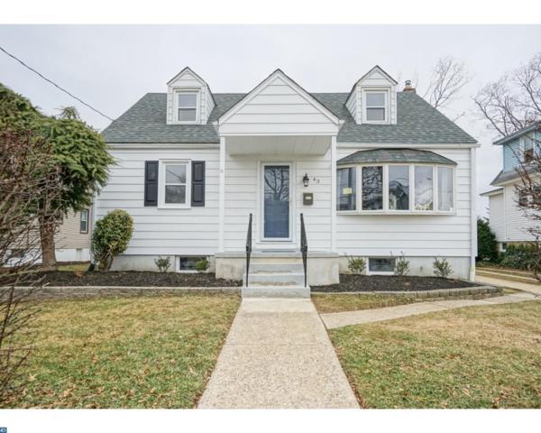 43 N Poplar Avenue, Maple Shade, NJ 08052 (#7113250) :: The Meyer Real Estate Group