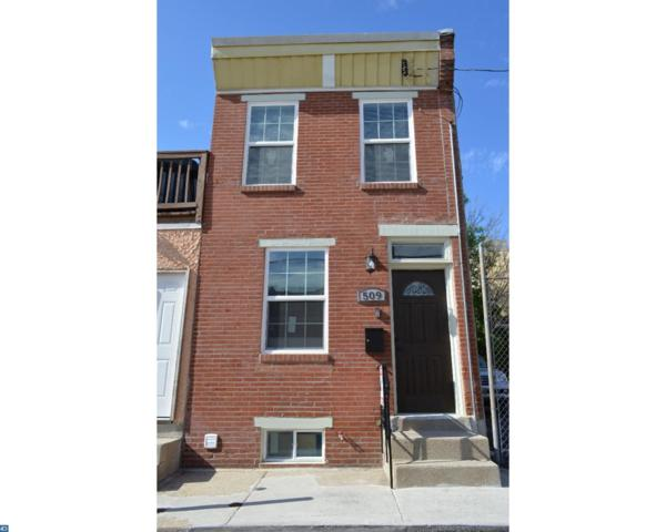 509 Ellsworth Street, Philadelphia, PA 19147 (#7113627) :: City Block Team