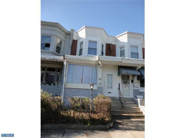 118 N 57TH Street, Philadelphia, PA 19139 (#7114774) :: REMAX Horizons