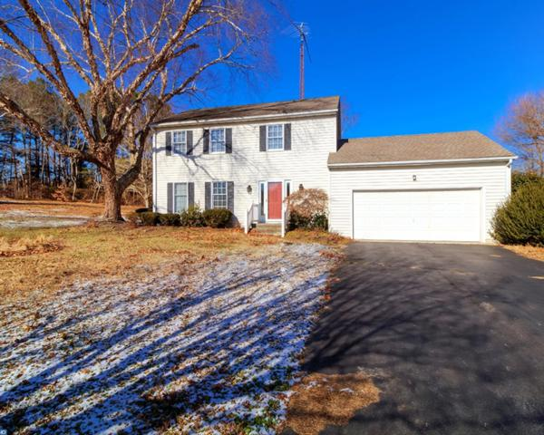 106 Russell Drive, Milford, DE 19963 (MLS #7118934) :: RE/MAX Coast and Country