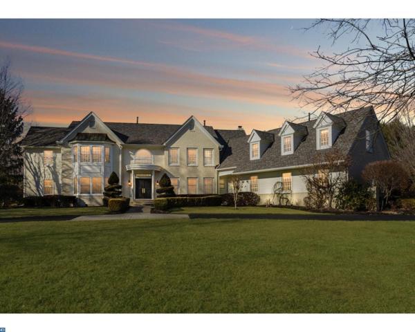715 Brandywine Drive, Moorestown, NJ 08057 (MLS #7126100) :: The Dekanski Home Selling Team