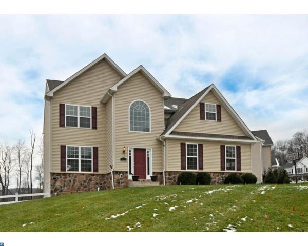 1012 Victor Drive, East Greenville, PA 18041 (#7126561) :: Erik Hoferer & Associates