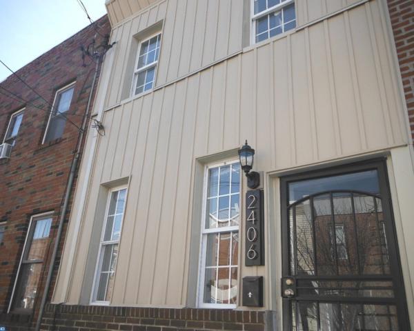 2406 E Sergeant Street, Philadelphia, PA 19125 (#7128093) :: The Kirk Simmon Team