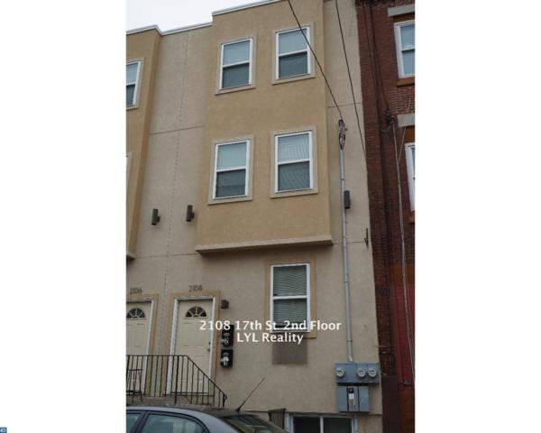 2108 N 17TH Street, Philadelphia, PA 19121 (MLS #7129645) :: Jason Freeby Group at Keller Williams Real Estate