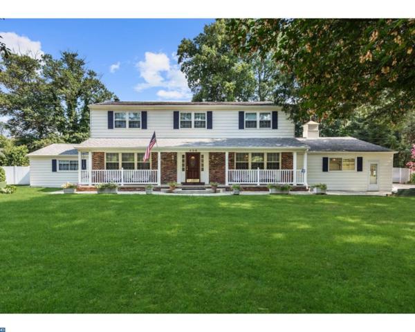 408 Sentinel Road, Moorestown, NJ 08057 (#7129936) :: Erik Hoferer & Associates