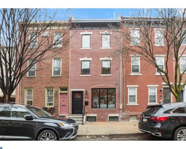 2043 Bainbridge Street, Philadelphia, PA 19146 (#7131134) :: City Block Team