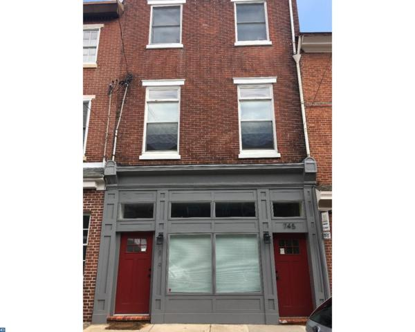 745 S 2ND Street #2, Philadelphia, PA 19147 (#7131395) :: City Block Team