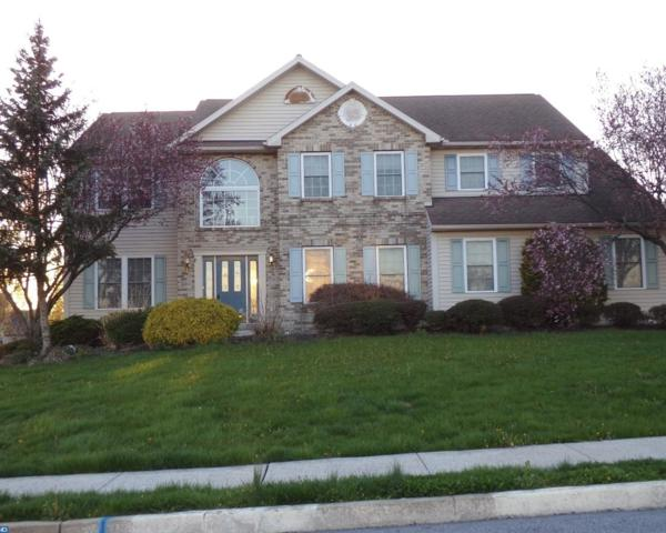 115 Spring View Drive, Douglassville, PA 19518 (#7134795) :: McKee Kubasko Group