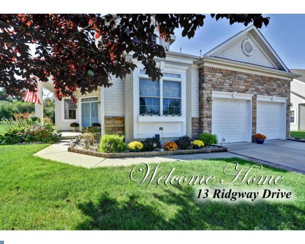 13 Ridgway Drive, Bordentown, NJ 08505 (#7135816) :: REMAX Horizons