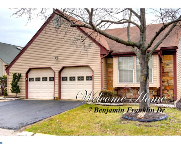 7 Benjamin Franklin Drive, Monroe, NJ 08831 (#7136398) :: Erik Hoferer & Associates