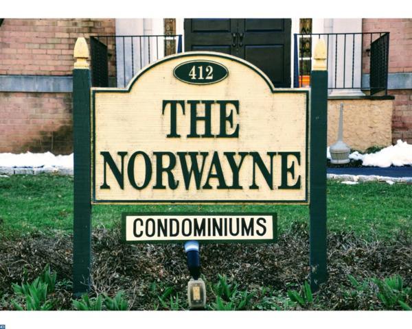 412 N Wayne Avenue #109, Wayne, PA 19087 (#7143026) :: Keller Williams Real Estate