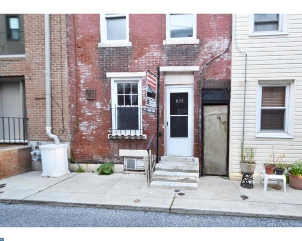 809 S Percy Street, Philadelphia, PA 19147 (#7143344) :: City Block Team