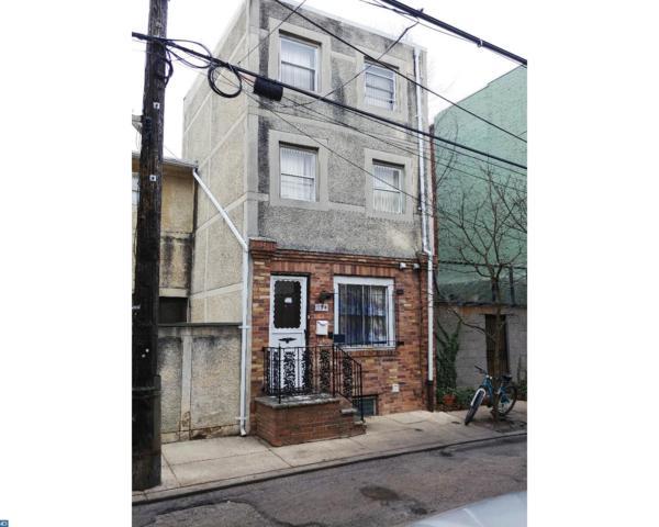 734 S Percy Street, Philadelphia, PA 19147 (#7143484) :: Remax Preferred | Scott Kompa Group