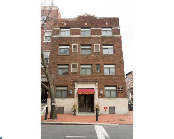 319 S 10TH Street #232, Philadelphia, PA 19107 (#7144543) :: City Block Team