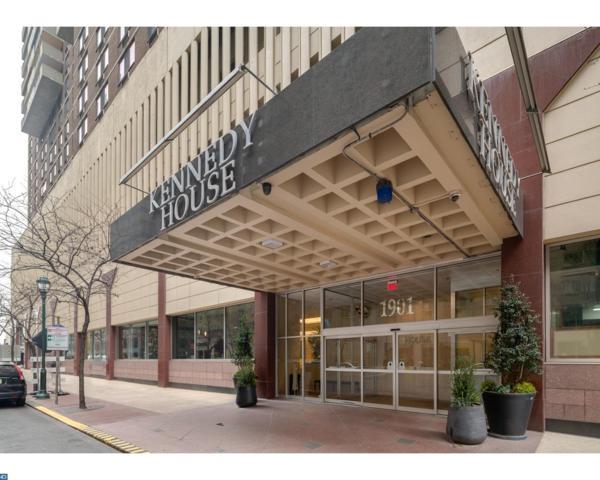 1901 John F Kennedy Boulevard #904, Philadelphia, PA 19103 (#7144751) :: City Block Team