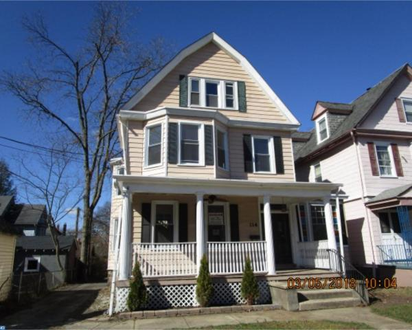 114 N Centre Street, Merchantville, NJ 08109 (#7144858) :: Keller Williams Realty - Matt Fetick Team
