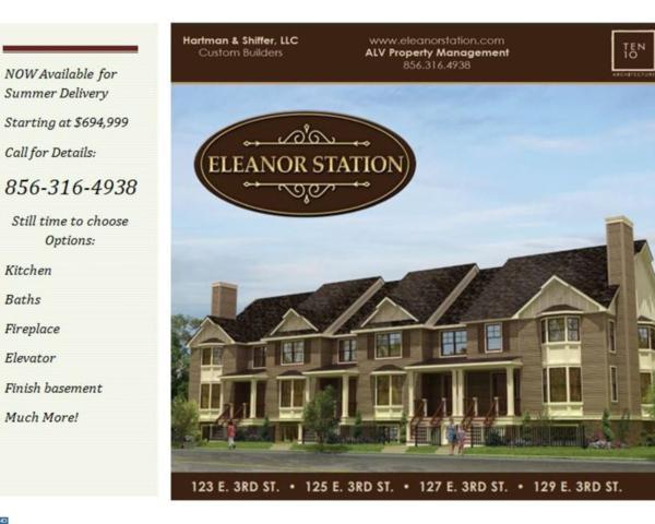129 E 3RD Street, Moorestown, NJ 08057 (#7144900) :: The Meyer Real Estate Group