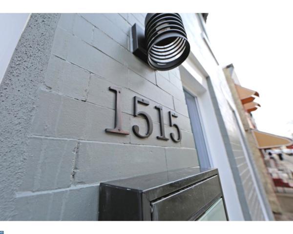 1515 S Stillman Street, Philadelphia, PA 19146 (#7144910) :: City Block Team