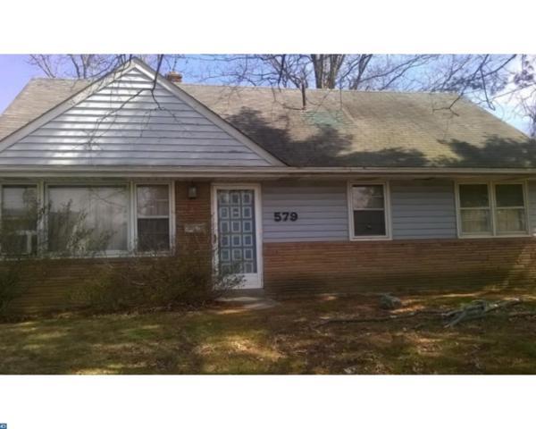 579 Muhlenberg Avenue, Wenonah, NJ 08090 (#7146234) :: Keller Williams Real Estate
