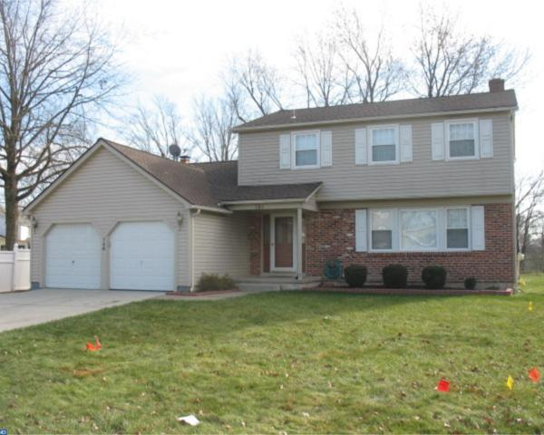 748 Bentley Lane, Gloucester Twp, NJ 08083 (#7146437) :: Keller Williams Real Estate