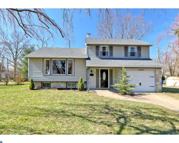 1623 Longfellow Drive, Cherry Hill, NJ 08003 (#7146503) :: The Meyer Real Estate Group