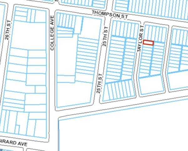 1221 N Taylor Street, Philadelphia, PA 19121 (#7146654) :: Keller Williams Real Estate