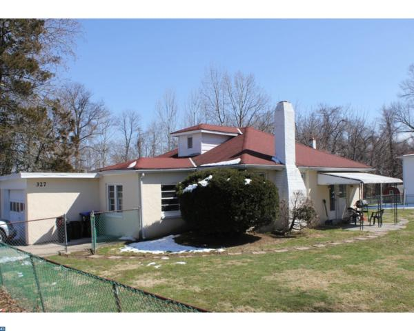 323 Belvue Terrace, Aston, PA 19014 (#7148157) :: The John Collins Team