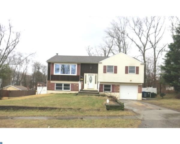 103 Round Hill Road, Voorhees, NJ 08043 (#7148410) :: REMAX Horizons