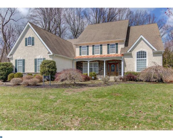 160 Forest Drive, Kennett Square, PA 19348 (#7155439) :: McKee Kubasko Group