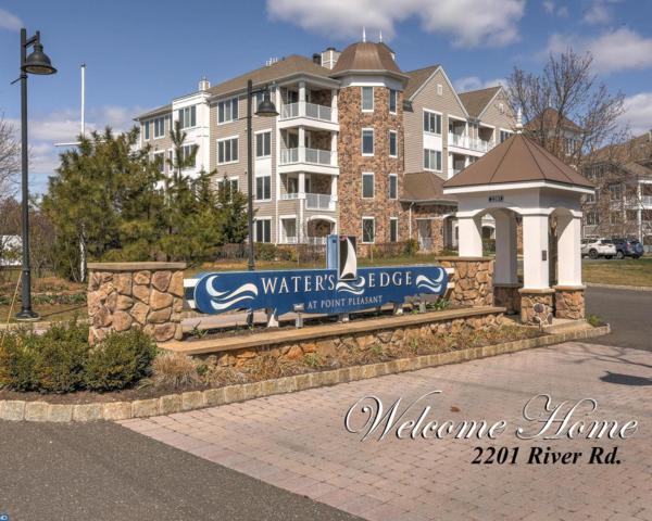 2201 River Road #1301, PT PLEASANT, NJ 08742 (#7155869) :: McKee Kubasko Group