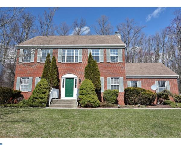 52 Kimberly Court, Monmouth Jct, NJ 08852 (#7156006) :: The John Collins Team