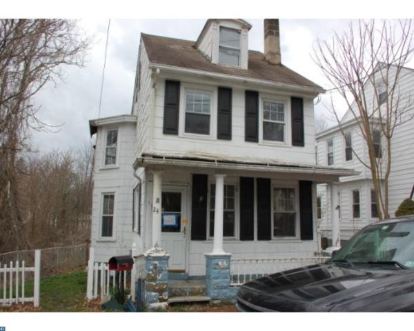 24 Mount Holly Avenue, Burlington, NJ 08060 (#7157109) :: Daunno Realty Services, LLC
