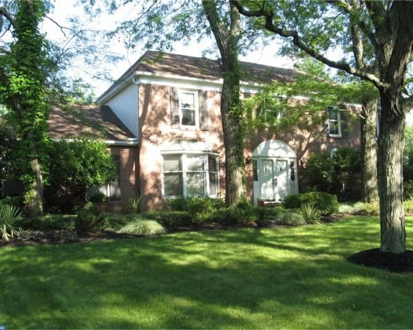 8 Bennington Drive, Lawrence Township, NJ 08648 (#7158231) :: Erik Hoferer & Associates